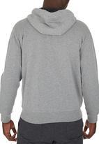 Russell Athletic - Zip-through Hoodie Grey