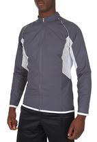 Lithe - Performance Jacket Dark Grey