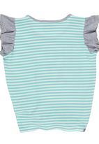 Roxy - Crop Tie-Top Multi-colour