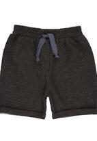 See-Saw - Fleece shorts Black