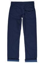 Retro Fire - Boys Twill pants Navy