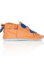 shooshoos - Crab Pull-On Orange