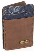 Icon - High Definition Trick Wallet Mid Brown