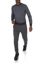 Nike - Nike AW77 FT Crew-Shoebox Mid Grey