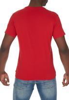 Levi's® - Graphic Tee Dark Red