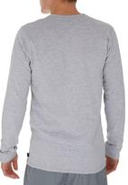 Lithe - Neon Top Pale Grey Pale Grey