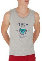 POLO - Athletic Vest Grey