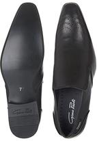 Gino Paoli - Gino Paoli Burnish Formal Slip On Black