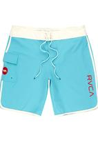 RVCA - Eastern 20 Trunk Mid Blue