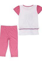 POP CANDY - Girls Tight Set Dark Pink