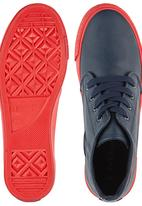 K-Star - K-Star Grip Chuck Lace-Up Sneaker Navy
