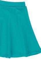 See-Saw - Skater Skirt Turquoise