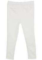 See-Saw - Jegging White