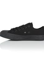 Cutty - Mono Sneaker Black