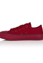 Cutty - Mono Sneaker Red
