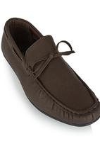 Blackport - Blackport Driver Shoes Mid Brown