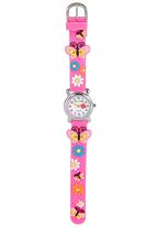 Cool Kids - Daisy Watch Mid Pink