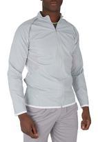 Lithe - Performance Jacket Pale Grey