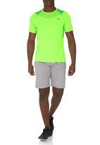 New Balance  - New Balance ice short sleeve top Light Green