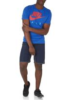 Nike - NIKE TEE-NIKE AIR PUFF Mid Blue