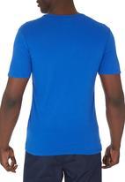 Nike - NIKE TEE-AM90 JACQUARD Mid Blue