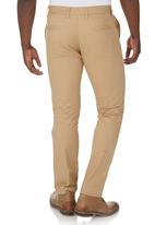 STYLE REPUBLIC - Slim fit Chino Stone/Beige
