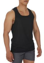 edge - Tech vest Black