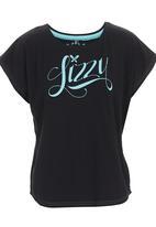 Lizzy - Nela Lizzy T-shirt Black