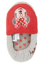 Sanrio Minnie Mouse - Minnie Mouse Slippers Pink