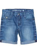 GUESS - Guess Boys' Shorts Blue