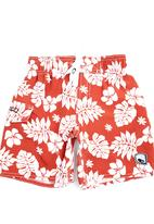 Lizzard - Graham Boardshorts Red
