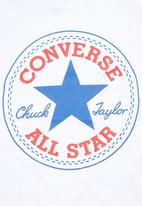 Converse - Boys Chuck Patch T-Shirt White