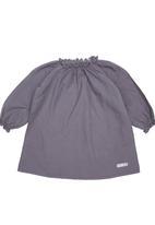 Sticky Fudge - Anna dress Grey