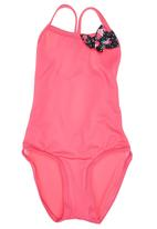 Sun Things - One-piece Costume Mid Pink