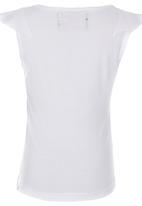 POP CANDY - Love Tshirt White