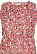 See-Saw - Hi-low Dress Mid Pink