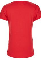 POP CANDY - Butterfly Tshirt Red