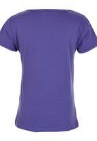 POP CANDY - Butterfly Tshirt Mid Purple