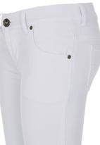 POP CANDY - Girls Jeans White