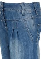 POP CANDY - Girls Jogger Jeans Dark Blue