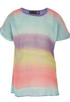 POP CANDY - Summer Top Multi-colour