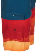 Billabong  - Boardie Blue and White