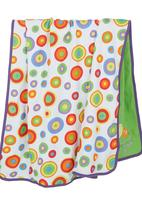 Little Co. Baby - Reversible Blanket Multi-colour