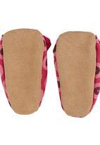 Myang - Peep-Toe Loafer Mid Pink