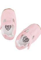 Myang - T-Bar Loafer Pale Pink