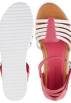 Rock & Co. - Platform Sandal Mid Pink