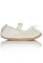 Myang - Mary Jane Loafer Cream
