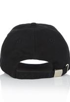 JEEP - Jeep Twill Applique Emb Cap Black