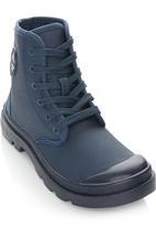 Foot Focus - High Top Navy