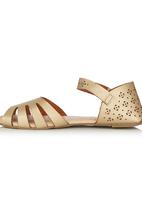 Foot Focus - Sandal Gold